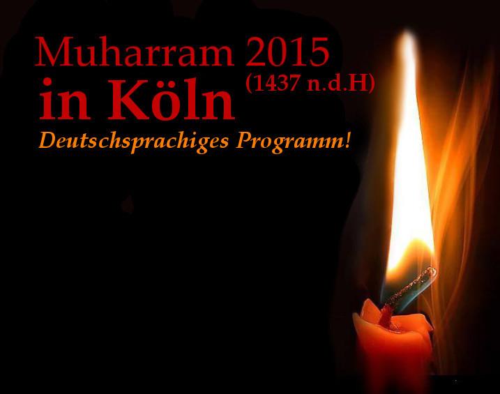 Muharram 2015 Köln