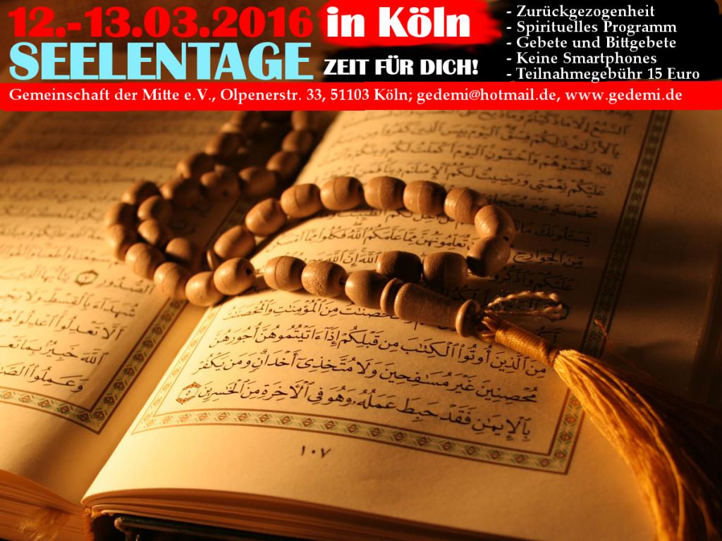 Seelentage Köln