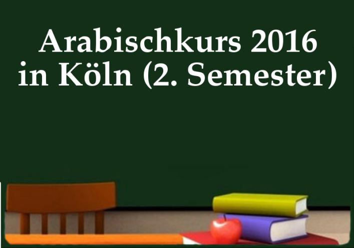 arabisch in Köln