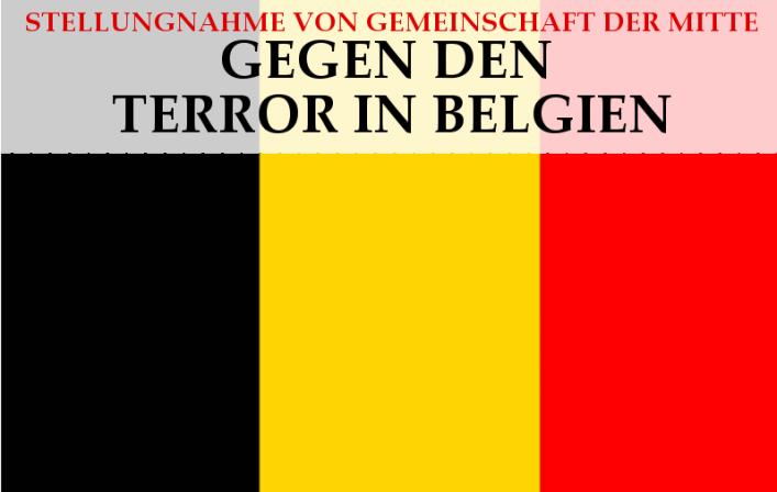 Stellungnahme Terror Belgien 2016