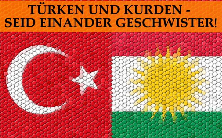 Türken und Kurden Deutschland