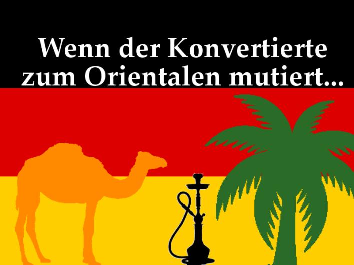 Konvertierte Islam Deutschland
