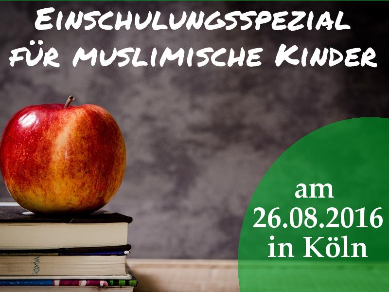 Einschulungsspezial Köln GdM 2016
