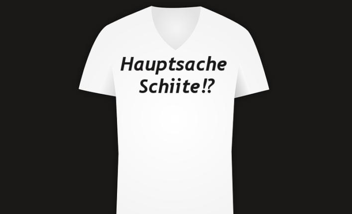 Hauptsache Schiite T-Shirt