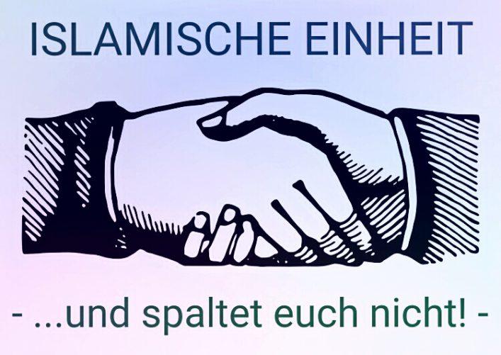 Einheit Schiiten und Sunniten