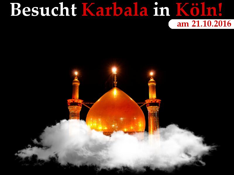 Karbala in Köln