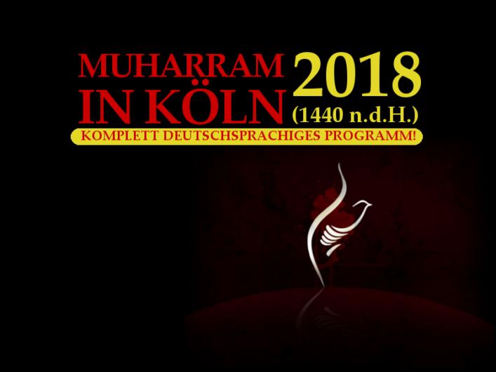 Muharram 2018 köln